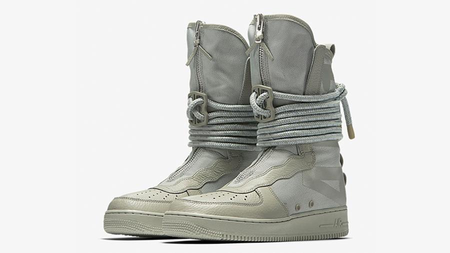 Nike SF Air Force 1 Hi Sage   Where To