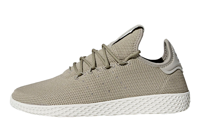 Pharrell Williams x adidas Tennis Hu Charcoal CQ2163