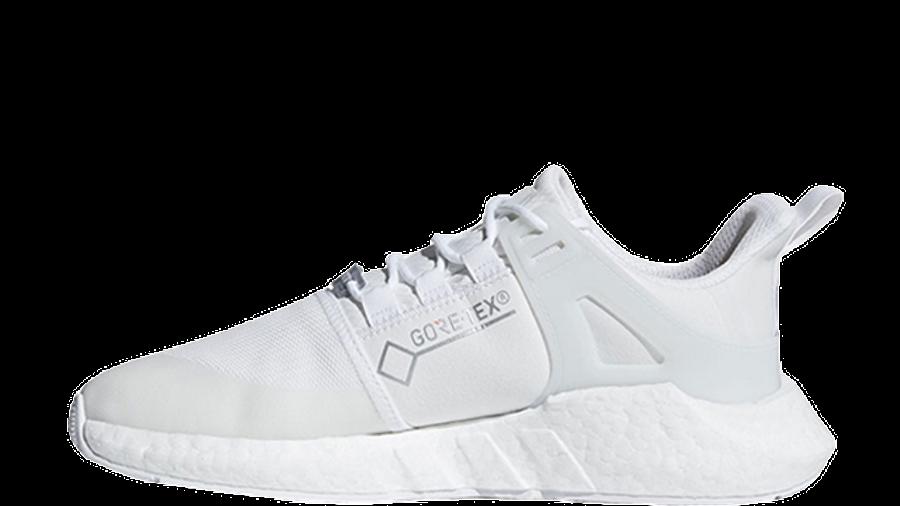 adidas EQT Boost 93/17 Gore-Tex White | Where To Buy | DB1444 ...