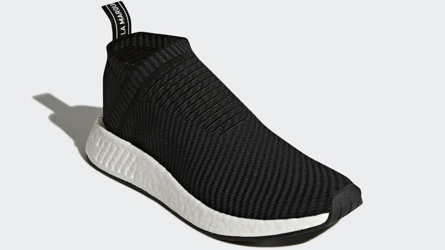 adidas NMD CS2 Primeknit Black | Where To Buy | CQ2372 | The Sole ...