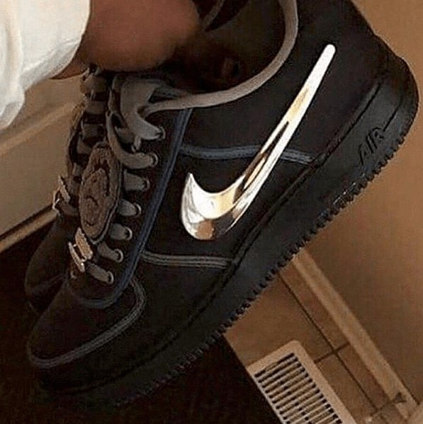 Another Travis Scott x Nike Air Force 1