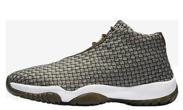 Jordan Future Olive 656503-305