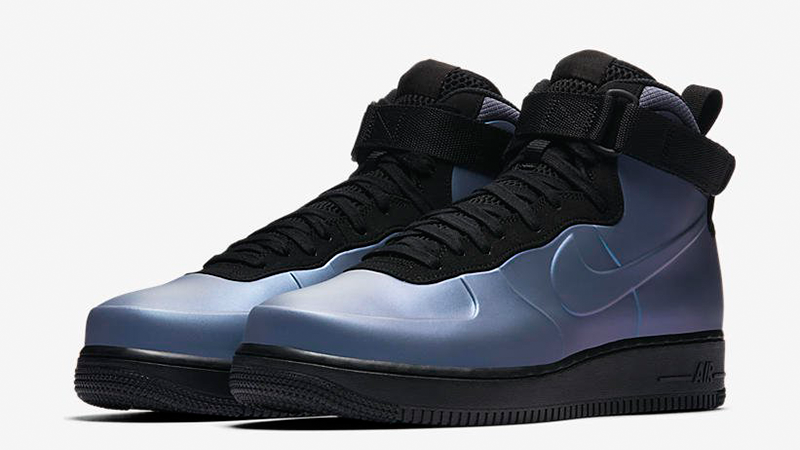 Nike Air Force 1 Foamposite Cup Light Carbon