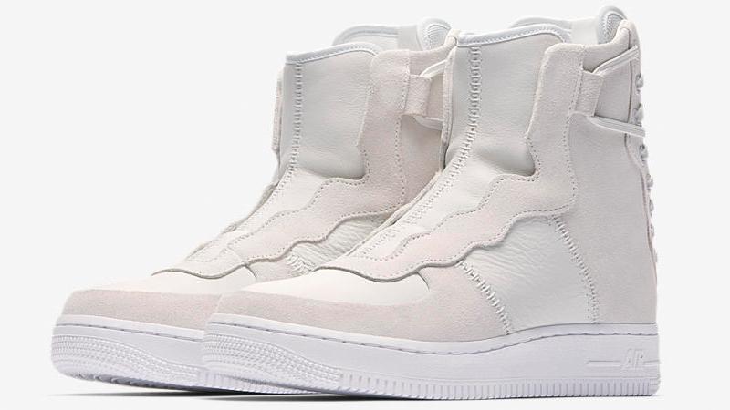 Nike Air Force 1 Rebel XX Reimagined White Womens