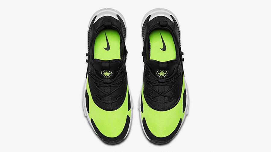 Nike Air Huarache Drift Black Volt   Where To Buy   AH7334-700 ...