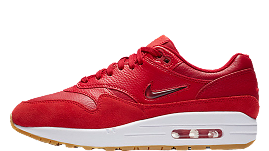 Nike Air Max 1 Premium SC Red Women   Where To Buy   AA0512-602 ...