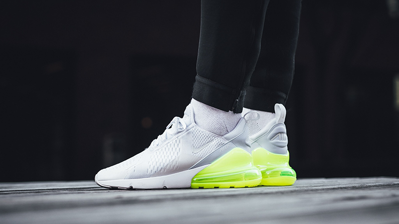 Nike Air Max 270 White Volt