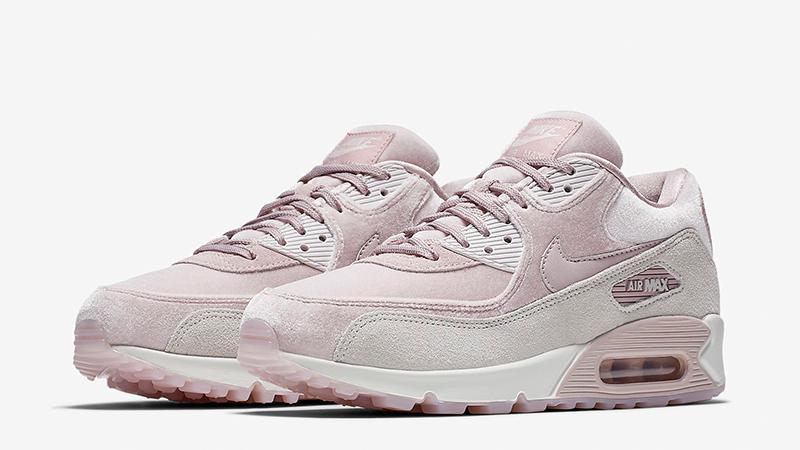 Nike Air Max 90 LX Pink Women