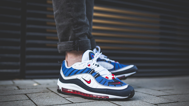 Nike Air Max 98 Gundam Where To Buy 640744 100 The Sole Supplier