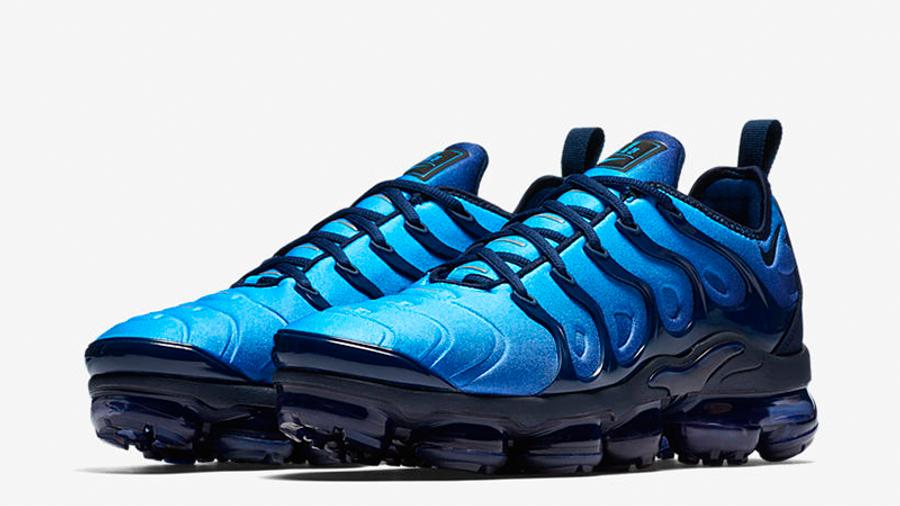 Nike Air VaporMax Plus Photo Blue