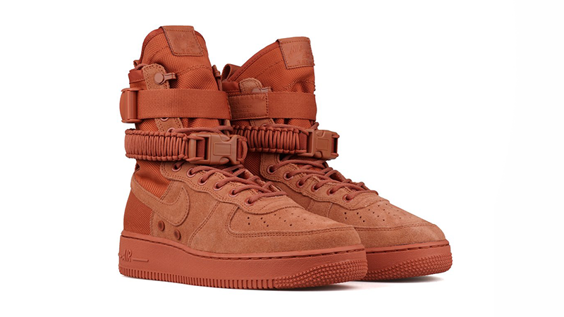 Nike SF Air Force 1 Dusty Peach