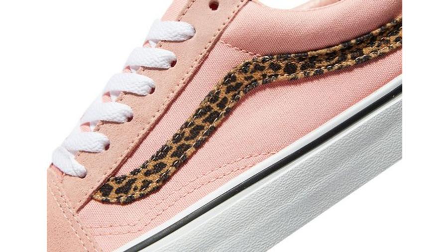 Vans Old Skool Pink Womens JD Exclusive