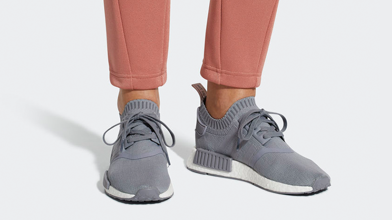 adidas NMD R2 Grey Womens   Where To