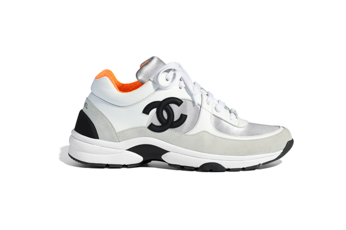 Chanel Joins The Dad Shoe Race With A Brand New Chunky Sneaker