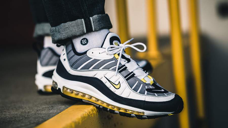 Nike Air Max 98 Tour Yellow Where To Buy 640744 105 The Sole