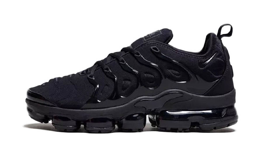 Nike Air VaporMax Plus Triple Black 924453-004