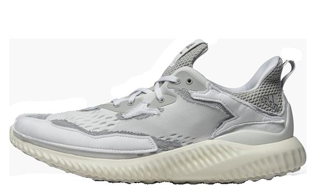 KOLOR x adidas alphaBounce White Grey