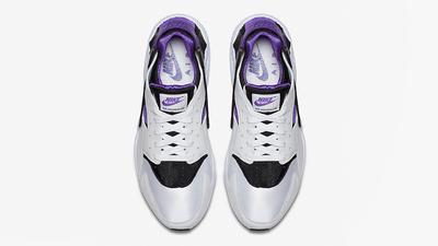Nike Air Huarache 91 QS Purple | Where To Buy | AH8049-001 | The ...