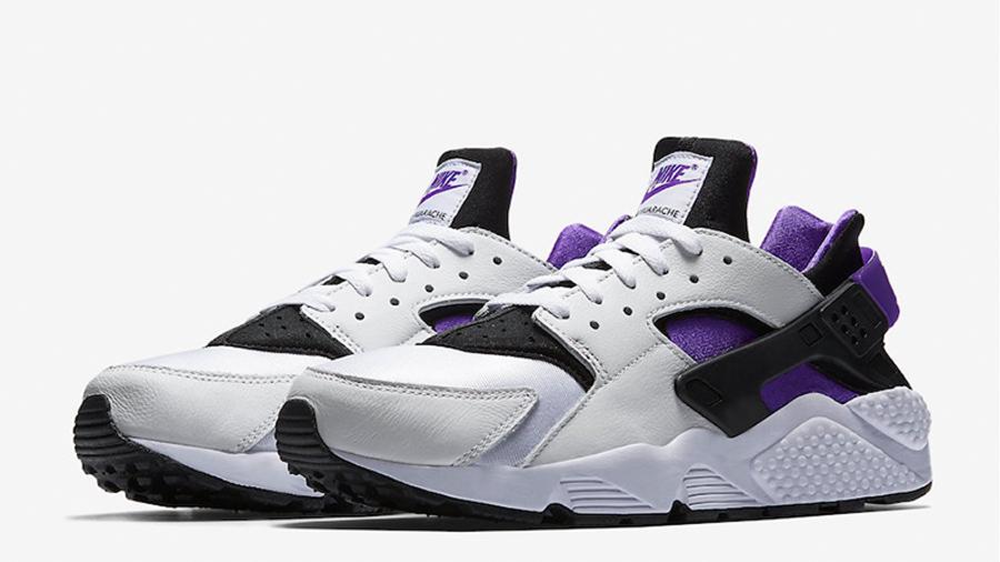 Nike Air Huarache 91 QS Purple   Where