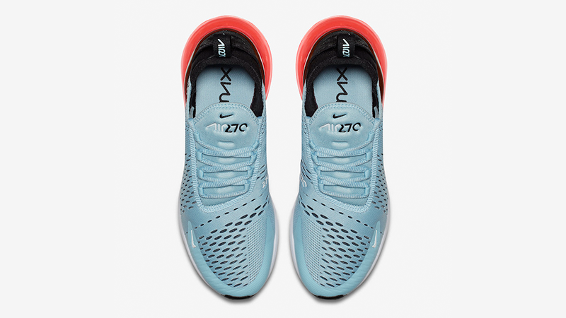 Nike Air Max 270 Ocean Bliss Hot Punch | Nike air max, Air