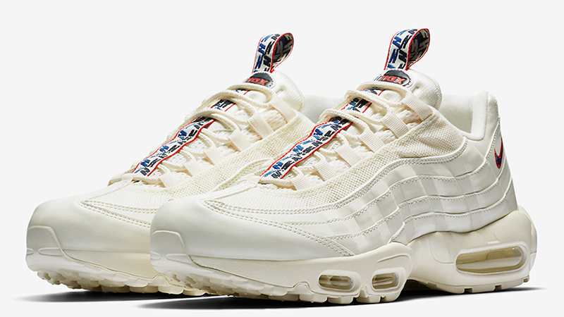 Nike Air Max 95 Pull Tab Pack Sail