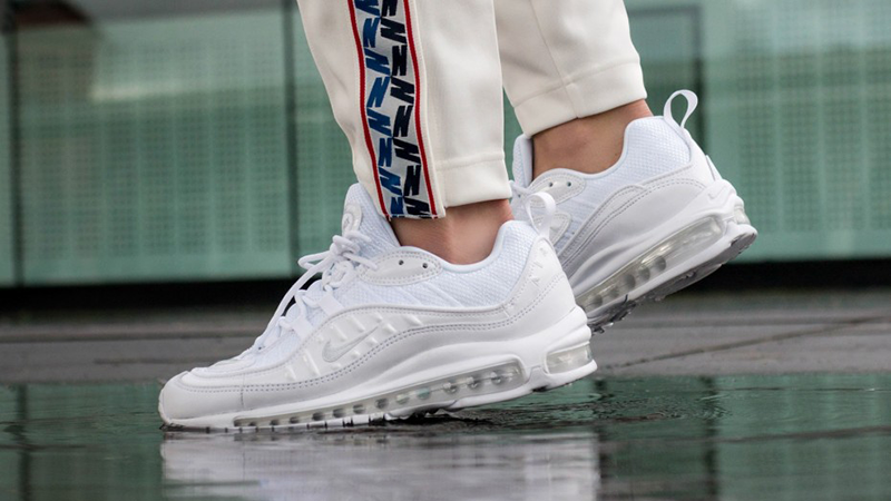 Nike Air Max 98 Triple White