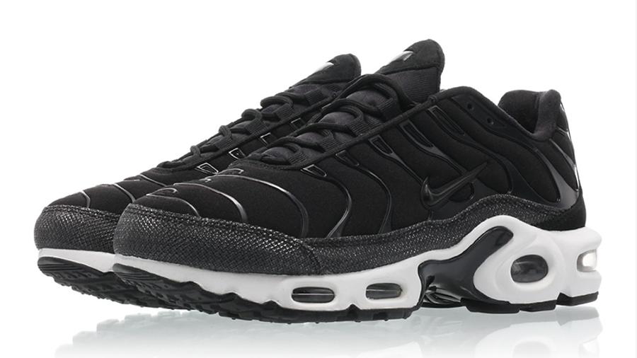 Nike Tn Air Max Plus Premium Black