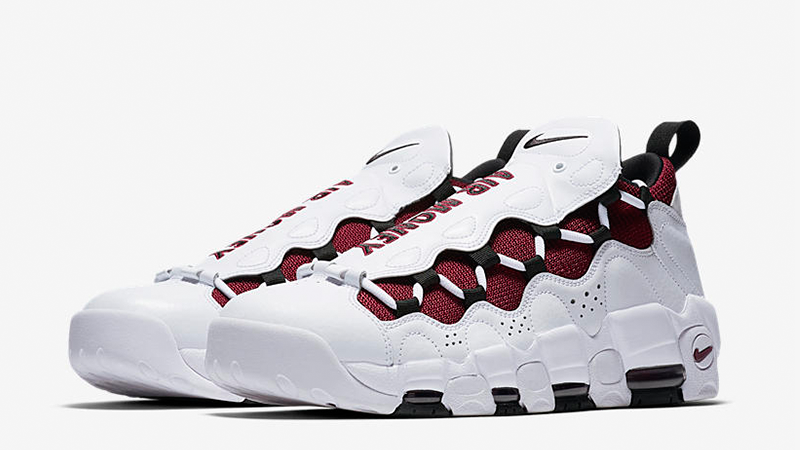 Nike Air More Money Red White