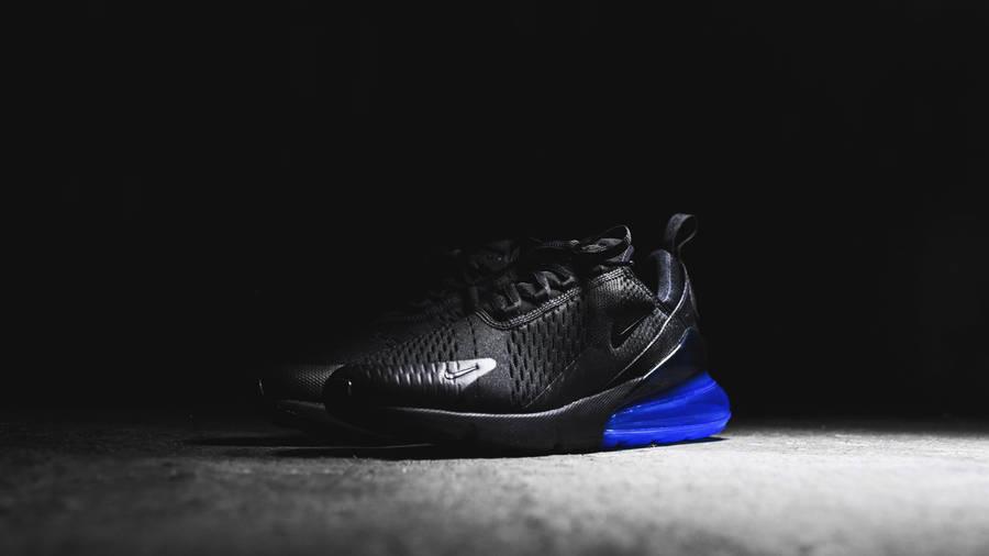 Nike Air Max 270 Black Blue | Where To
