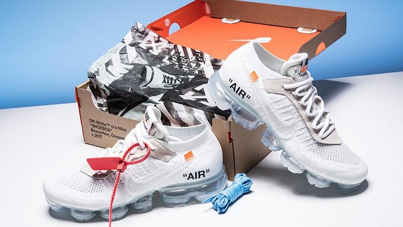 Off-White x Nike Air VaporMax White