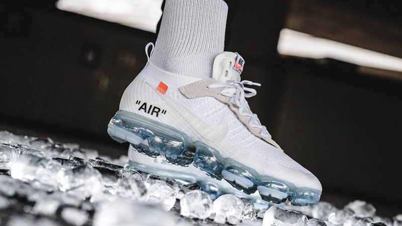 Competencia Cava Aparecer  Off-White x Nike Air VaporMax White | Where To Buy | AA3831-100 | The Sole  Supplier