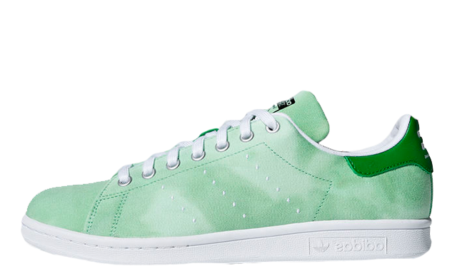 Pharrell x adidas Stan Smith Hu Holi Green AC7043
