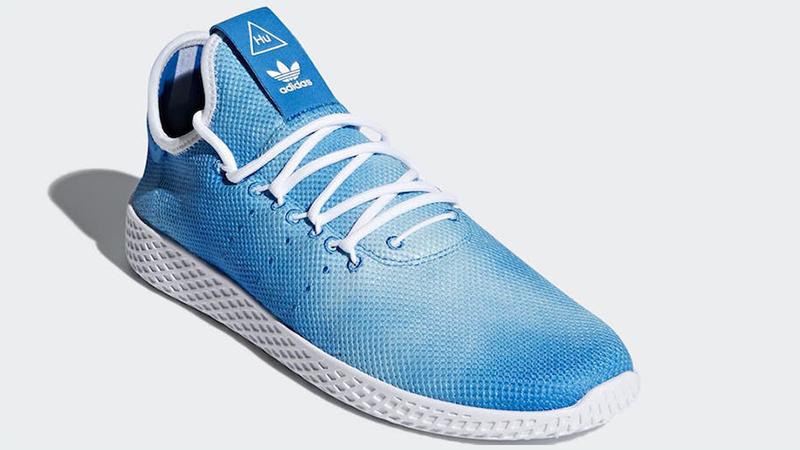 Pharrell x adidas Tennis Hu Holi Festival Blue - Where To Buy