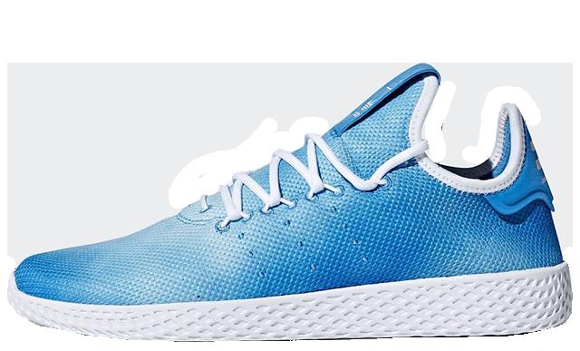 Pharrell x adidas Tennis Hu Holi Festival Blue DA9618