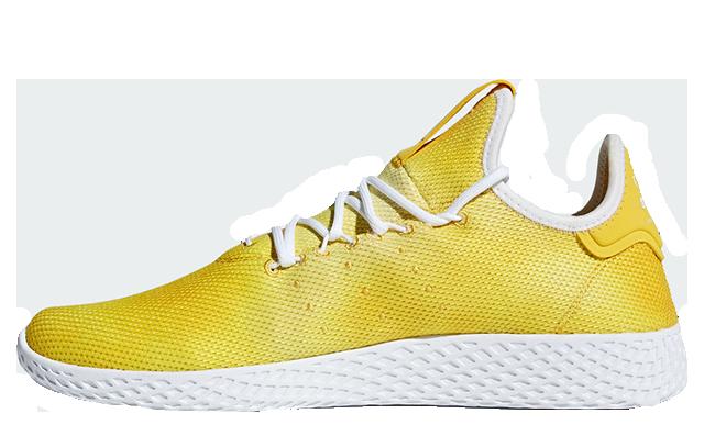 Pharrell x adidas Tennis Hu Holi Festival Yellow DA9617