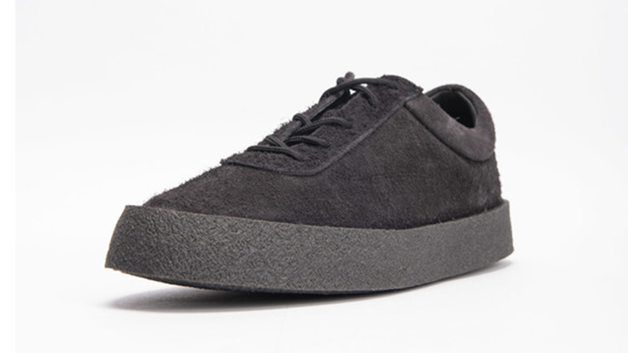 Yeezy Crepe Shaggy Suede Black | Where