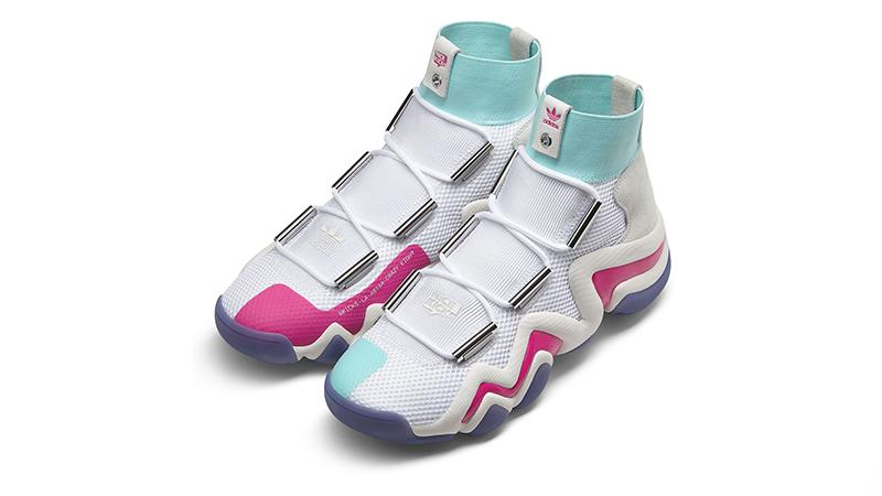Rocío Surtido Aniquilar  adidas Crazy 8 ADV Nice Kicks