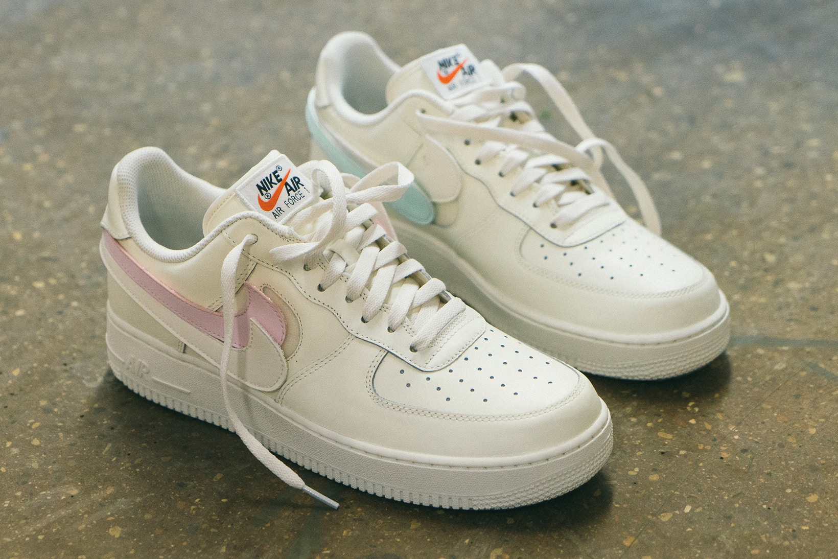 air force 1 interchangeable