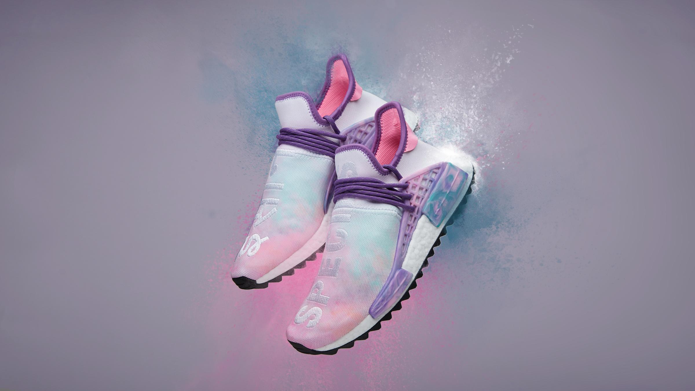 Pharrell X Adidas Hu Holi Nmd Pink Glow Where To Buy Ac7362