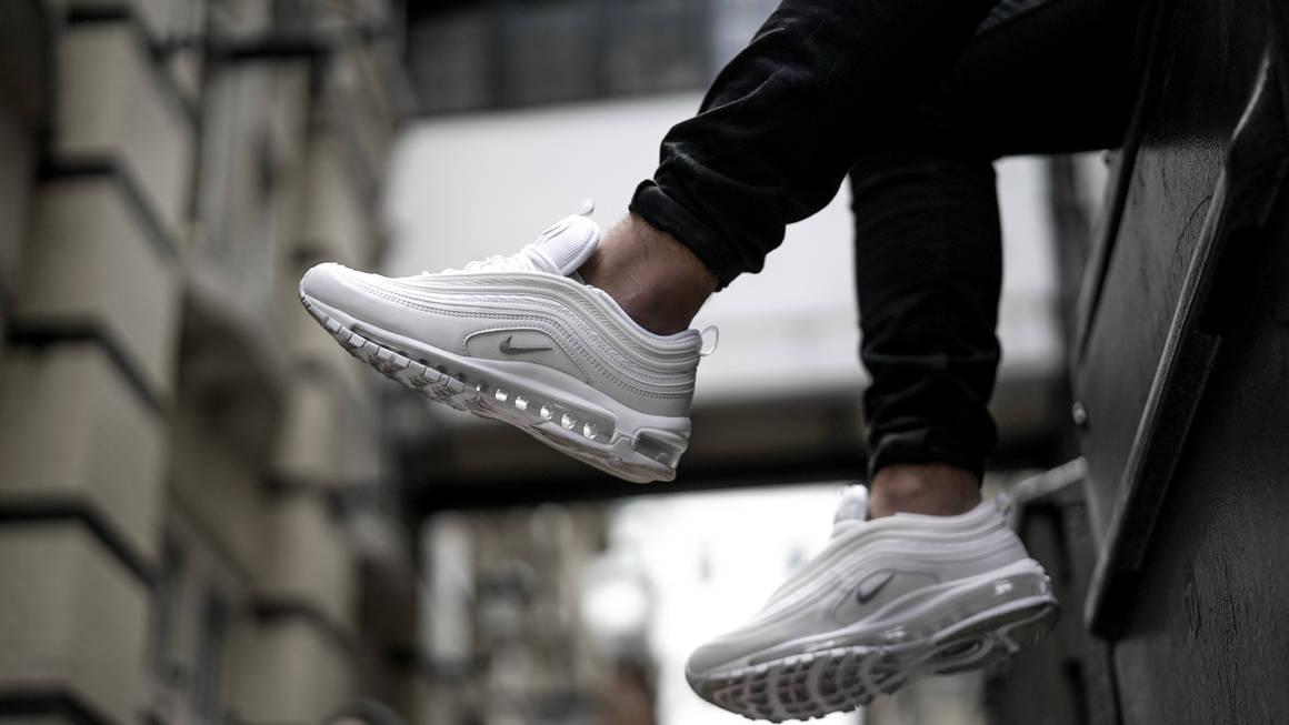 Nike Air Max 97 'Triple White