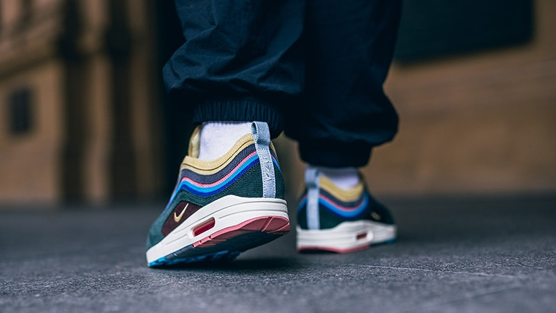 Nuez Regularmente gastar  Nike Air Max 1/97 Sean Wotherspoon   Where To Buy   AJ4219-400   The Sole  Supplier