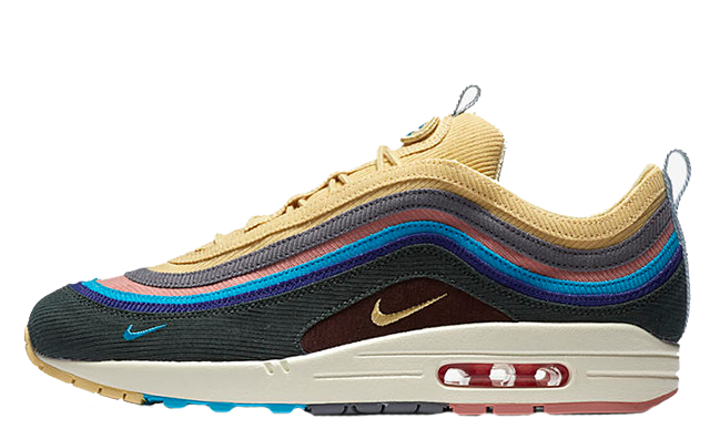 conferencia Artista Repetirse  Nike Air Max 1/97 Sean Wotherspoon - Where To Buy - AJ4219-400 ...