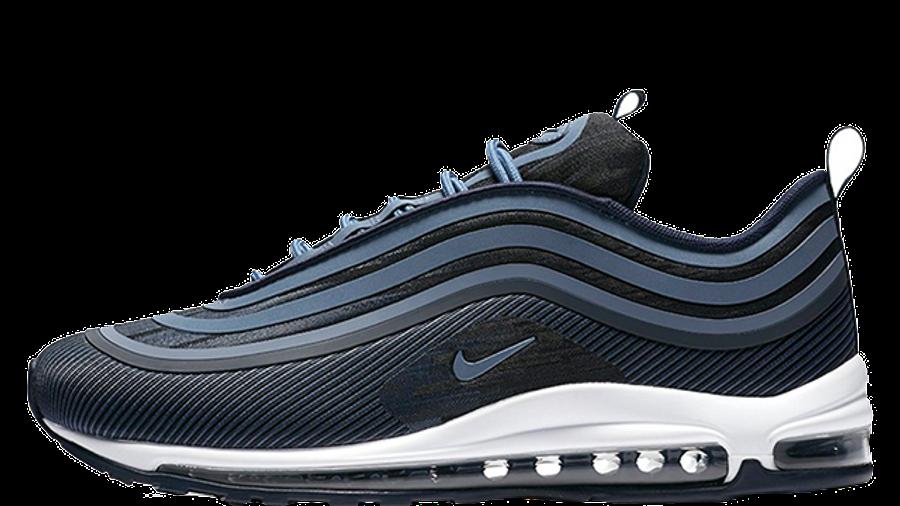 Nike Air Max 97 Ultra 17 Blue Black