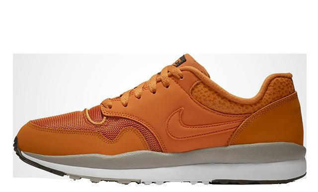Nike Air Safari Orange Grey