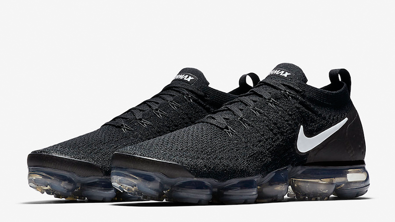 Nike Air VaporMax 2.0 Black Grey