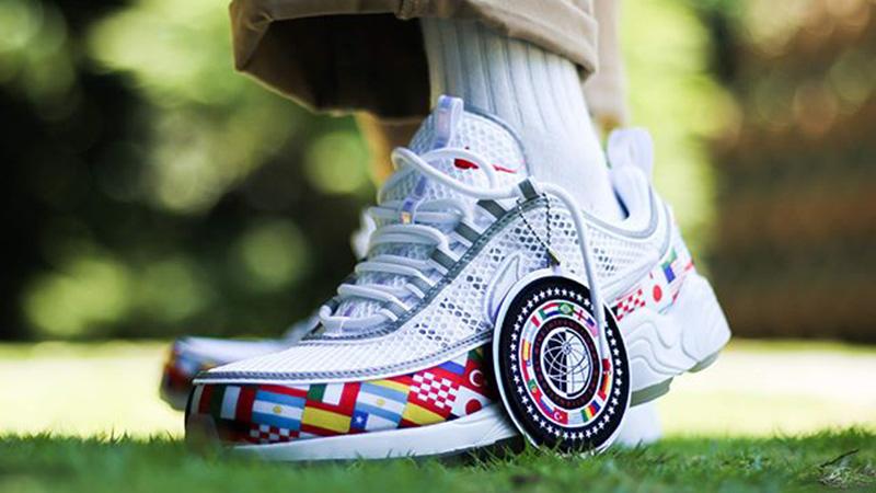 Nike Air Zoom Spiridon International