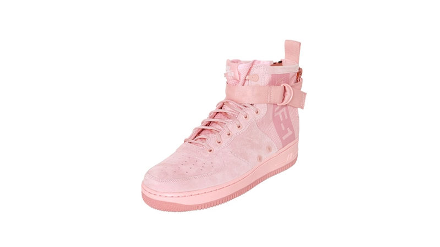 Nike SF Air Force 1 Mid Pink | Where To