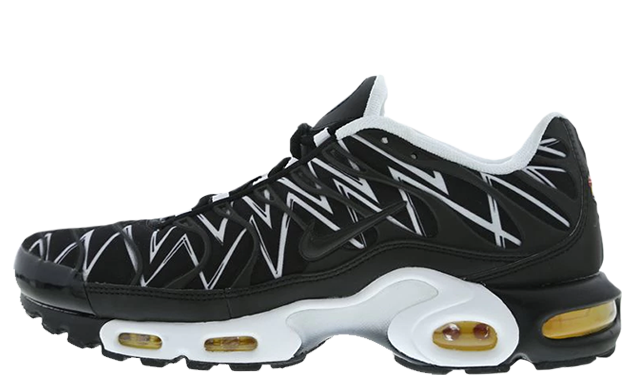 Nike Tn Air Max Plus Le Requin Black Footlocker Exclusive   Where ...