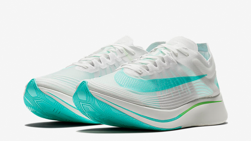 Absoluto descanso extremidades  Nike Zoom Fly SP Rage Green - Where To Buy - AJ9282-103 | The Sole ...