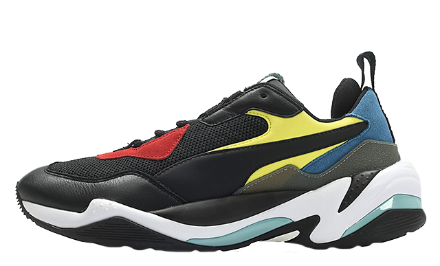 PUMA Thunder Spectra Black Multi 367516-01
